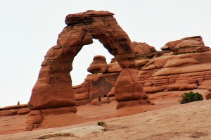 ArchesDelicateArch