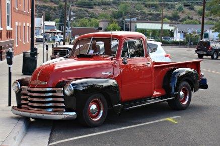 1949? Chevy Pickup