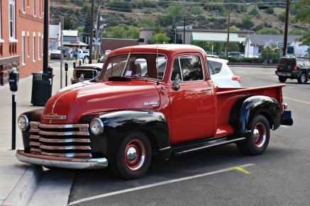1949? Chevy Pickup