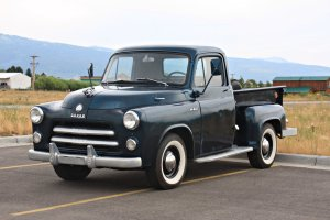 July 24, 2013 - 1954 Dodge Job Rated Truck