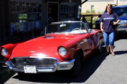 1954 Thunderbird