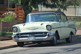 1957 Chevy, Denver