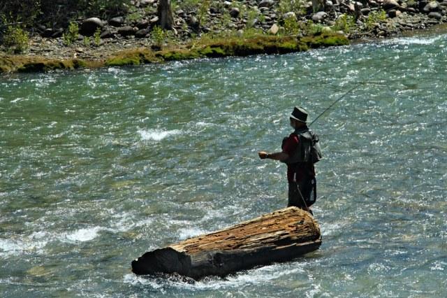 August 31, 2013 - Animas River Fisherman
