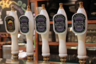 Bend Brewing Taps