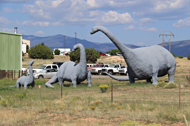 September 4, 2013 - The Brontosaurus Family