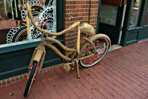 July 15, 2013 - Burlap Bicycle
