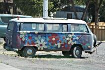 Burns Oregon Bus