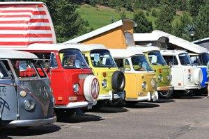 July 14, 2013 - VW Bus Spotting Overload