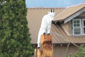 July 27, 2012 - Chainsaw Art