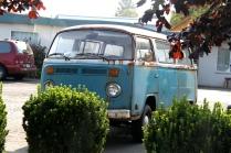 Coastal Rust Bucket Bus
