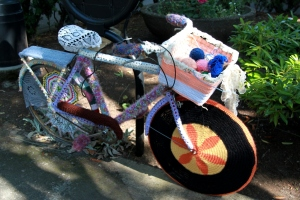 August 7, 2012 - Bicycle Crochet