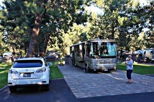 September 4, 2012 - Nicest RV Park Bend Oregon