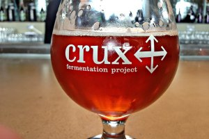 August 15, 2013 - Crux Flanders Red Ale