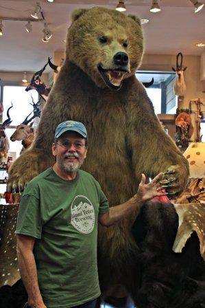 David and the Bear