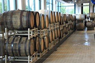 Deschutes Aging Barrels