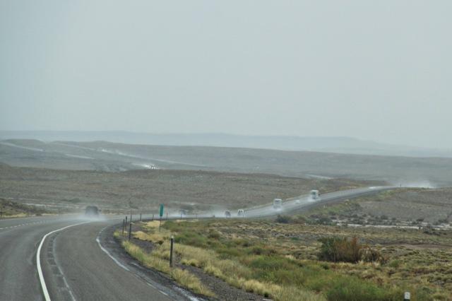 August 25, 2013 - Rain in the Desert