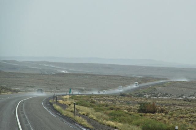 August 25, 2013 - Rain in the Desert