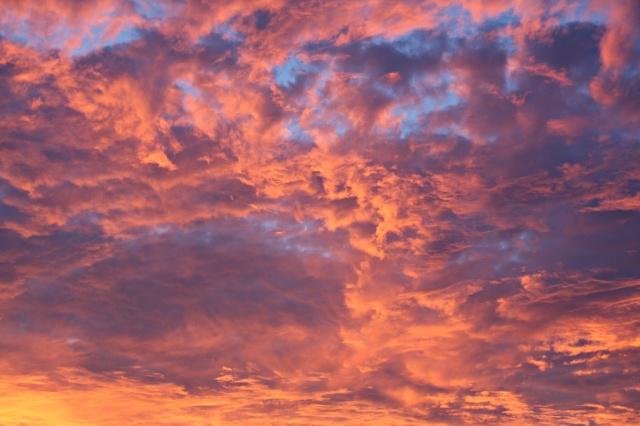September 10, 2013 - Fire in the Sky