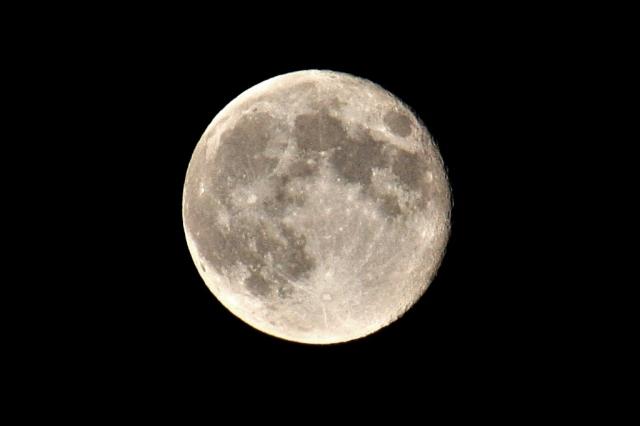 August 23, 2013 - Experimental Full Moon Shot