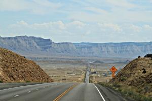 September 10, 2012 - High Desert Going Down
