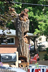 Swedish Bear Tree