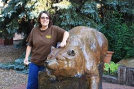 Karen and the Bear