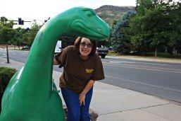 Karen and Dino
