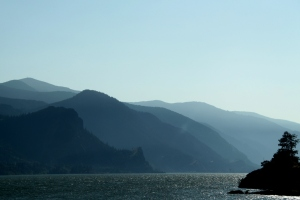 August 11, 2012 - Columbia River Gorge