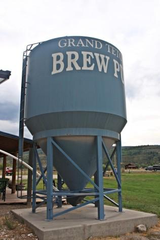 Grand Teton Brewery