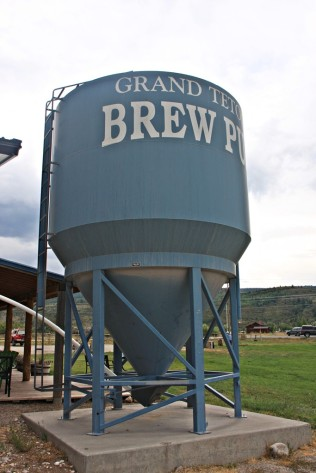 Grand Teton Brewery