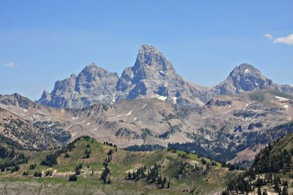 Grand Teton from Fred's Mountain