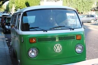 Hippie Chick Bus