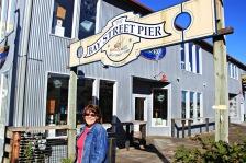 Karen at Bay Street Pier