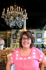 Karen at Mother's Bistro