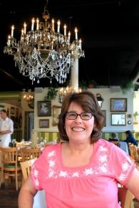 Karen at Mother's Bistro