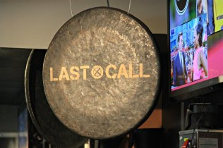 Last Call Gong