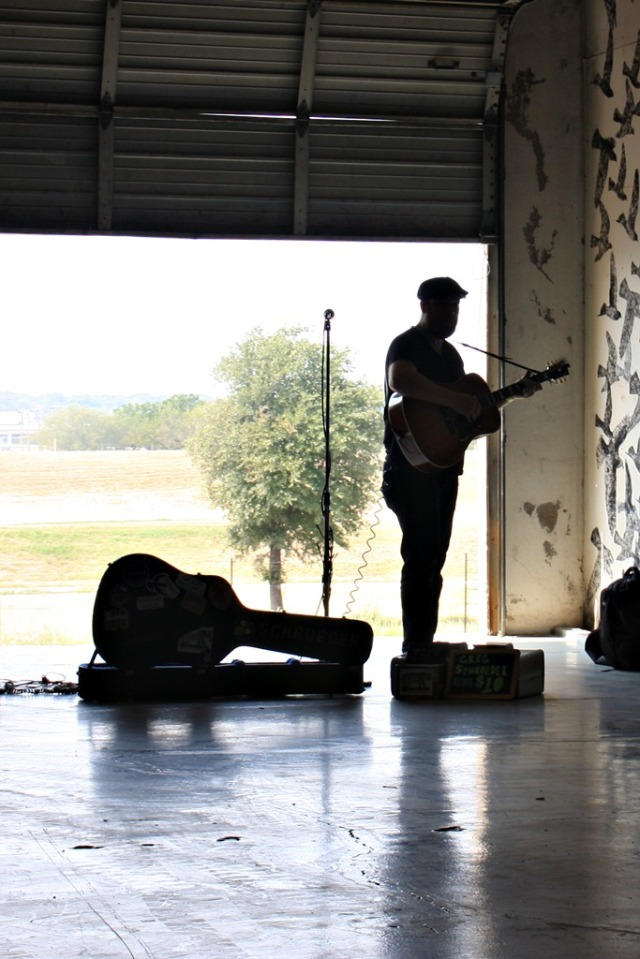 September 14, 2013 - Martin House Guitar Man