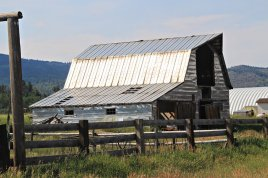 Metal Siding Barn