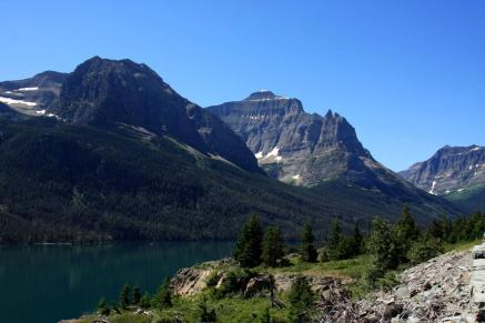 Saint Mary Lake