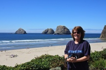 Karen at Oceanside