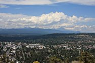 View from Pilot Butte