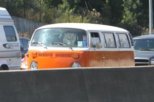 Highway 26 Bus Orange