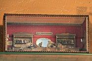 Rat Hole Saloon Diorama