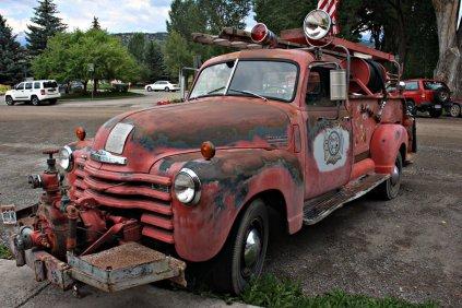 Ridgway Fire Truck
