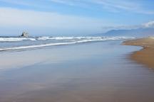 Rockaway Beach Reflecting