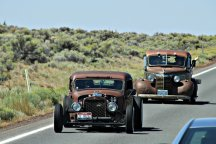 Rusty Hot Rods