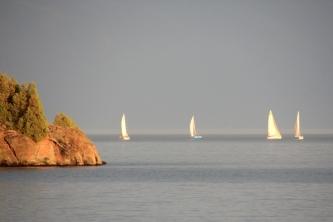 Flathead Lake Sailing
