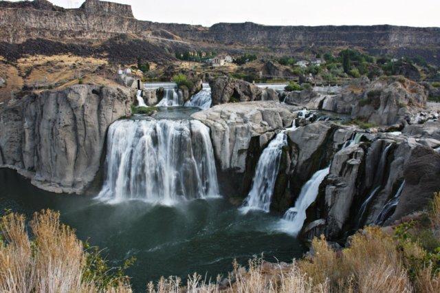August 24, 2013 - Shoshone Falls