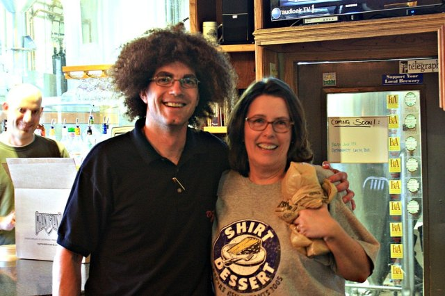 August 30, 2013 - Sideshow Bob and Karen