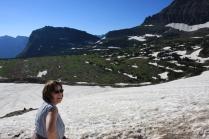 Karen Hiking